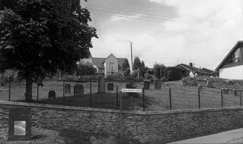 Jüdischer Friedhof Fell